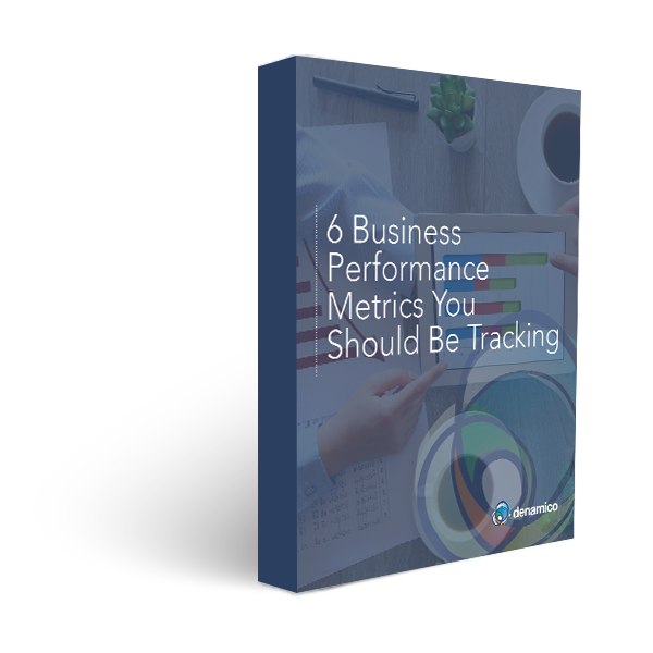 6 Business Performance Metrics You Should Be Tracking eBook Cover